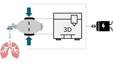 Schema des vereinfachten 3D-druckbaren Beatmungsgeräts